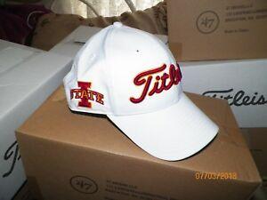 b5edde030e1 New Titleist Golf Collegiate Tour Hat Adj. Iowa State Cyclones ...