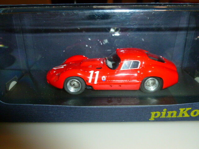 Die cast  speciali -rosao-maserati tipo 151 n.11 france test 1962 nuovo
