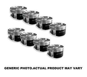Chrysler 5.7L Hemi 3.922in Bore 4.050in Stroke-23cc Dish Extreme Duty Platinum Manley 598505CE-8 Piston Kit