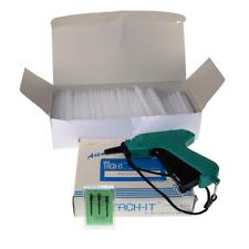 Monarch 3020 Standard Fabric Tag Gun Mini Box Of Fasteners 3 Needles