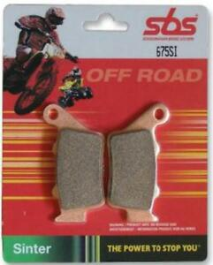 671RSI FA181-MX-S Sinter SBS Brake Pads