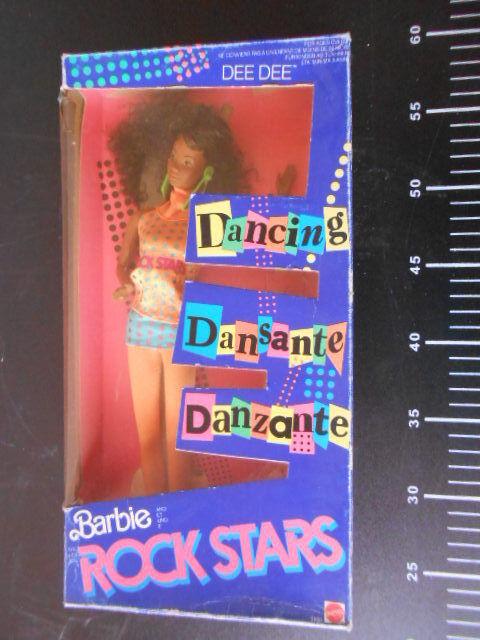 ♥ RockStars ROCKIN' Dee Dee  Rock Stars DREAM  Mattel Barbie ♥ 3160