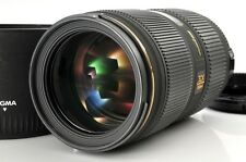 SIGMA APO 50-150mm F2.8 II EX DC HSM  For Sony/Minolta [EXCELLENT] #1383