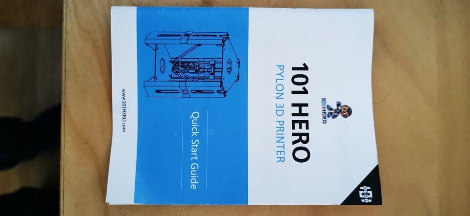 3D Printer, 101 HERO, 101 HERO