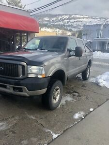 2003 Excursion Limited
