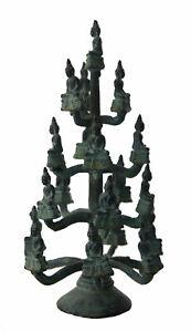 Albero Della Vita Amuleto Tailandese A 19 Phra Budda Wat Sothorn Altare Fortuna