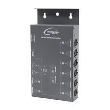 Transcension S8 DMX Distribution Splitter Booster Stage Lighting DJ Control