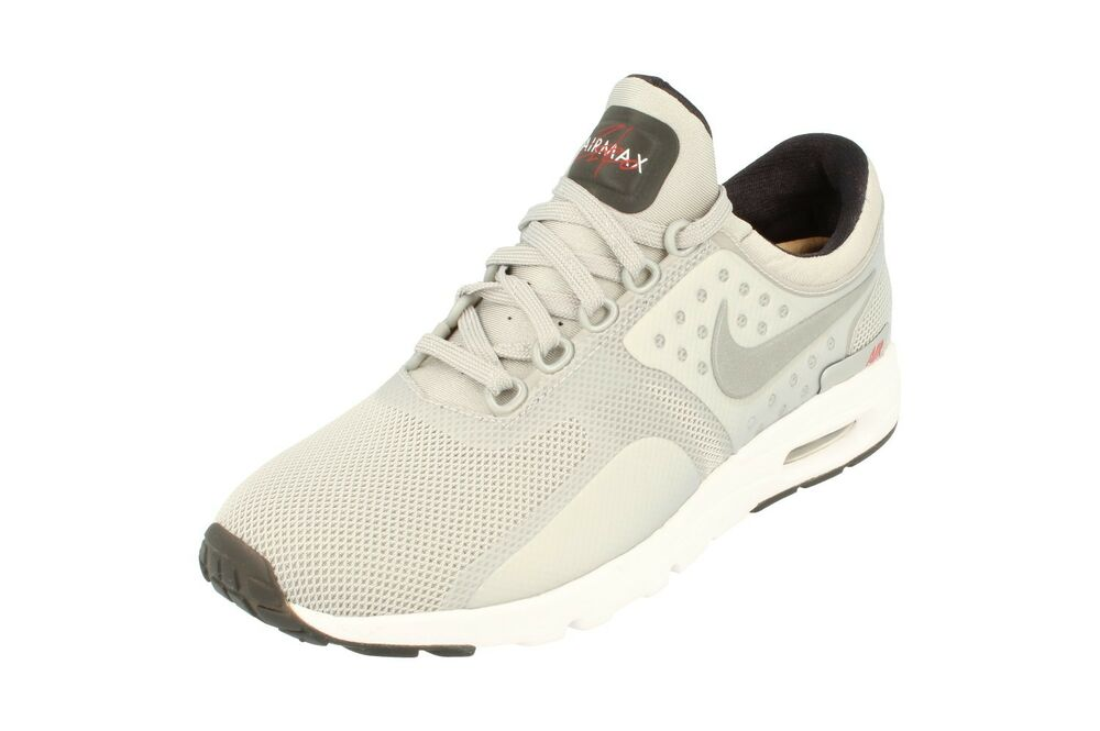 GéNéReuse Nike Air Max Zero Qs Womens Running Trainers 863700 002 Baskets Chaussures