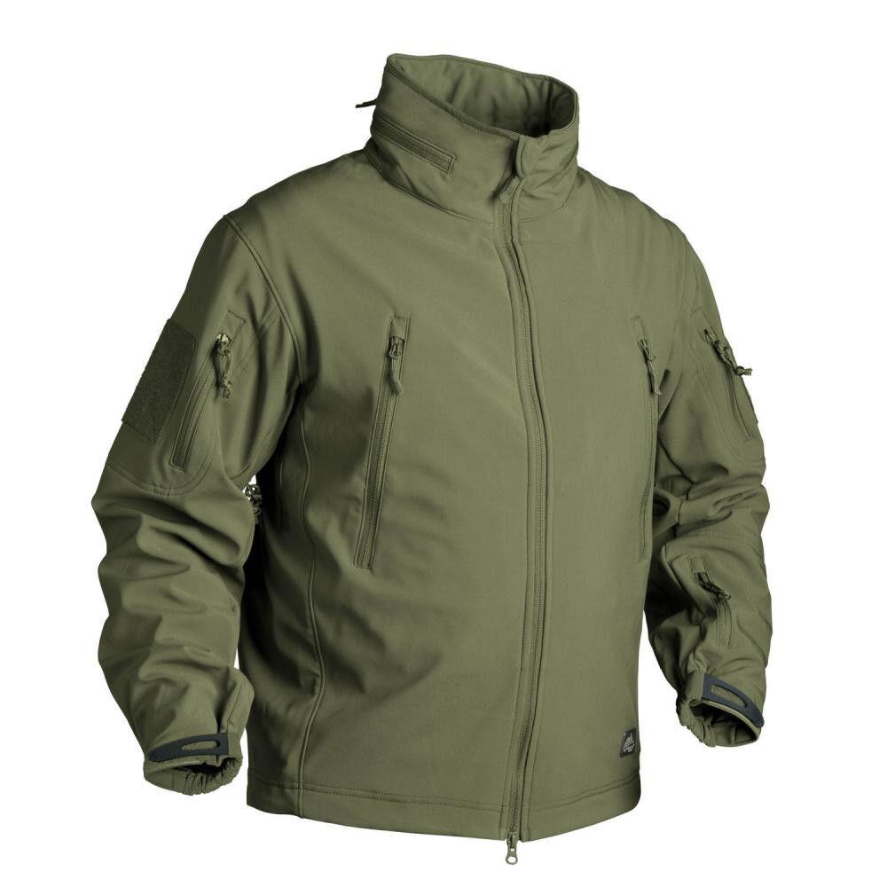 HELIKON tex Gunfighter Softshell Shark oliva chaqueta outdoor ocio Jacket verde oliva Shark XXL 42c38e