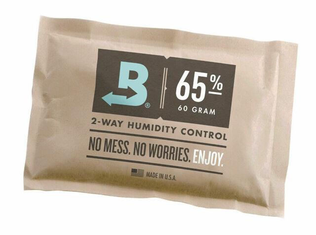 Boveda 65% RH (60 Gramm) - Pack 4