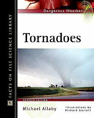 Tornadoes Hardcover Michael Allaby