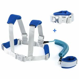 Toddler-Kids-Baby-Anti-lost-Safety-Walking-Harness-Wrist-Link-Hand-Strap-Leash
