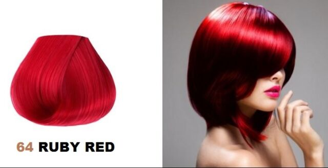 Creative Image Adore Shining Semi Permanent Hair Color 64 Ruby Red