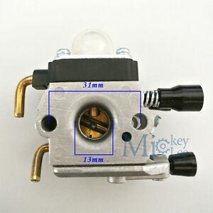 Carburetor-Replace-ZAMA-C1Q-Fits-STIHL-Trimmer-FS55R-FS55RC-KM55-HL45-KM55R-FS38