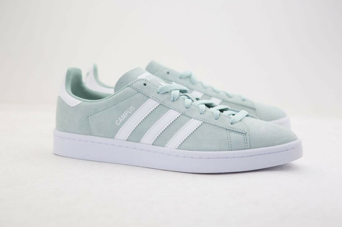 DB0982 Adidas Men Campus green ash green footwear white Casual wild