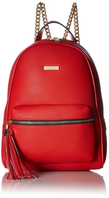fa17894c169 Mother s Day Aldo Acenaria Shoulder Fashion Backpack Red Quality Gift For  Mom