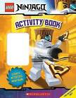 The Tournament of Elements (Lego Ninjago: Activity Book with Minifigure) by Scholastic Inc. (Paperback / softback, 2015)