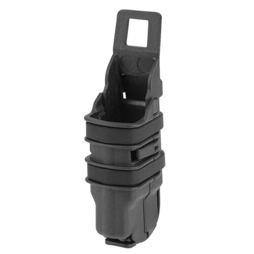 Tactical Fast Mag Attach Belt Magazine Pouch 5.56mm//7.62mm Molle Holster Hunting