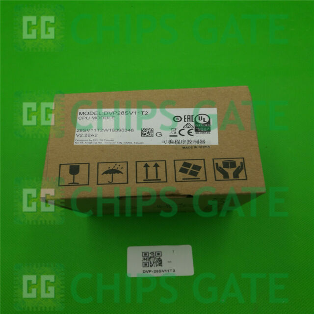 1PCS DELTA DVP08SM11N PLC Brand NEW IN BOX