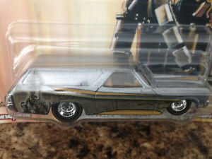 HOT-WHEELS-2017-STAR-WARS-BOUNTY-HUNTER-039-70-CHEVELLE-DELIVERY-3-6-YL-RR-SILVER
