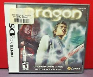 Eragon-Nintendo-DS-DS-Lite-3DS-2DS-Game-Complete-Tested