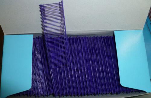Color: Purple 50,000 PATRIOT Premium Tagging Gun Barbs Fasteners 1 inch