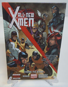 All New X-Men Volume 2: Here to Stay Marvel Comics HC Hard Cover New Sealed