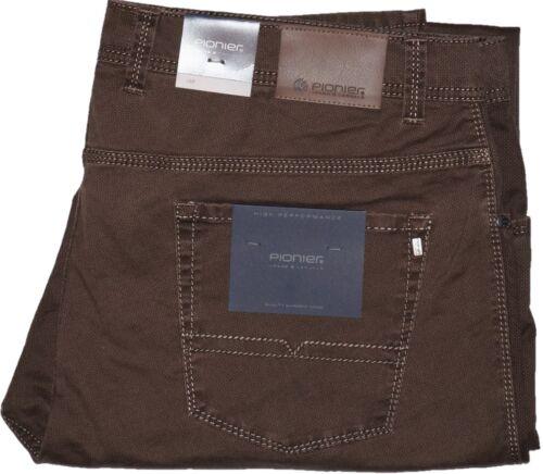Pionier® Herren Jeans Hose Stretch Übergrößen alle Größe mit Gürtel Option!