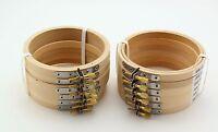 """Darice Wood Hoop 4"""" - 071352 Craft Supplies"""