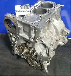 1.2 3Zylinder AZQ Motorblock AT Motor Austauschmotor Gewährleistung