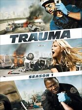 TRAUMA Complete First Season 1 One DVD Set Series TV Show Drama Box Episode Lot