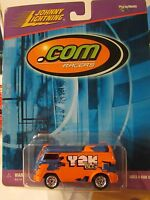 1998 JOHNNY LIGHTNING PLAYING MANTIS .COM RACERS CBS SPORTS DIECAST CAR - Toys
