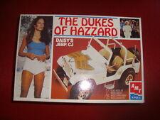 The Dukes Of Hazzard Daisy's Jeep AMT Ertl NO1/24 TAMIYA MONOGRAM ITALERI REVEL