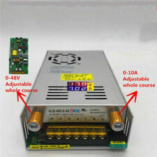 Ac110220 To Dc 0 24v48v Current Voltage Adjustable Switching Mode Power Supply
