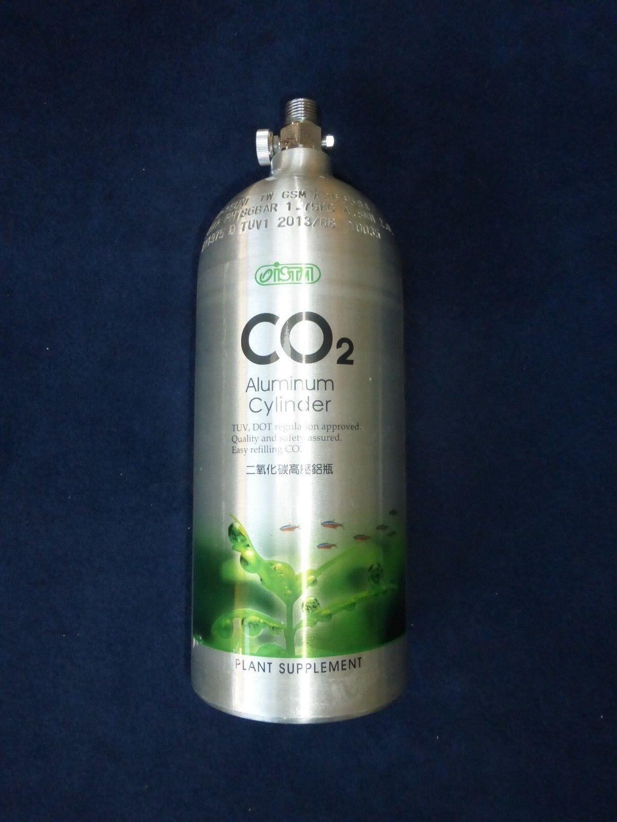 ISTA CO2 REFIL SERVICE   CO2 TANK REFIL für Ihren Zylinder 3l   72oz