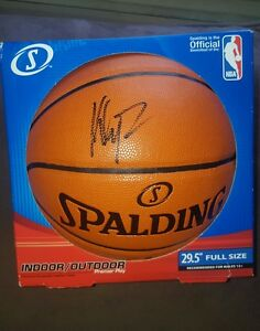 d636eaab42af9 KLAY THOMPSON signed autographed GOLDEN STATE WARRIORS basketball ...