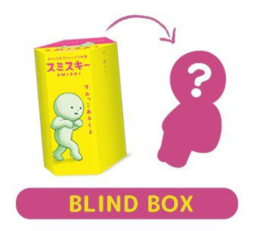 Smiski Glow In The Dark Series 4 Secret Mini Figure One Blind Box Random Figure