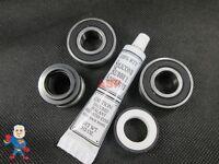 Seal & 2 Bearing Pump Parts Kit Fits Most Aqua-flo Spa Hot Tub Pumps Video
