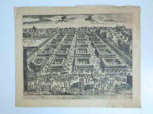 Engraving-Plan-of-The-Fairs-Of-Daniel-Jacomet-Pull-Justifi