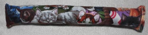 Handmade Organic Catnip Cat Toy Kicker Stick Cats *Made When Ordered*