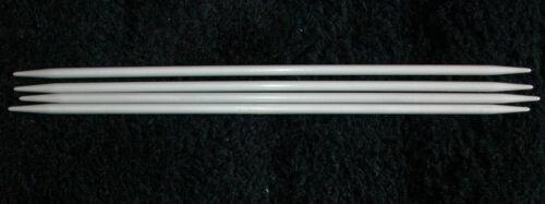 """4 X 7 /""""Double Ended Agujas De Tejer.. Imperial 6-14 varias Tallas 5mm-2mm Conjunto"""
