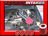Black Red 91-04 Jeep Cherokee/grand 2.5l I4 4.0l I6 Air Intake Induction Kit 2