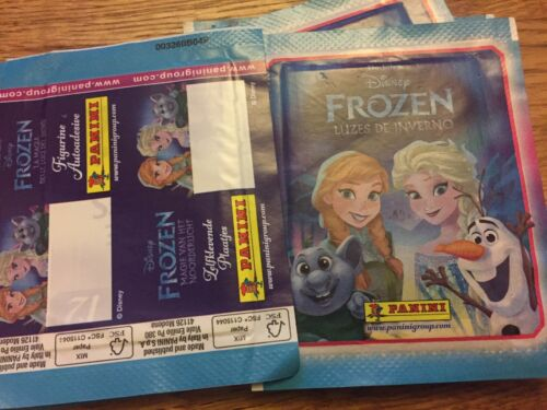 Disney's  Frozen Magic of the Northern Lights Stickers  50 packets