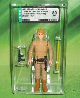 1980 Kenner Star Wars Luke Skywalker Bespin Fatigues Hong Kong