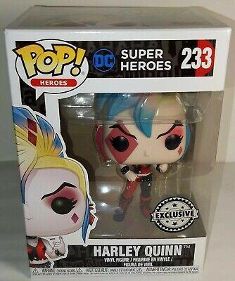 UFFICIALE Cryptozoic DC Comics Harley Quinn pellicina /'Pop Statua Nuova Con Gratis P/&p!