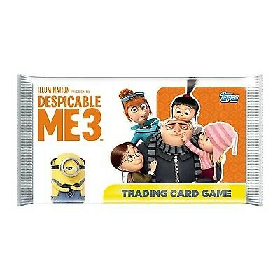 30 Packs Despicable Me 3 Trading Card Game