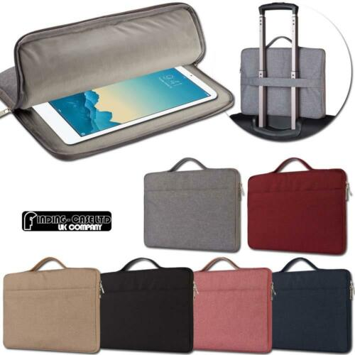 For Various 10 Chuwi Tablet Carrying Laptop Sleeve Case Pouch Bag