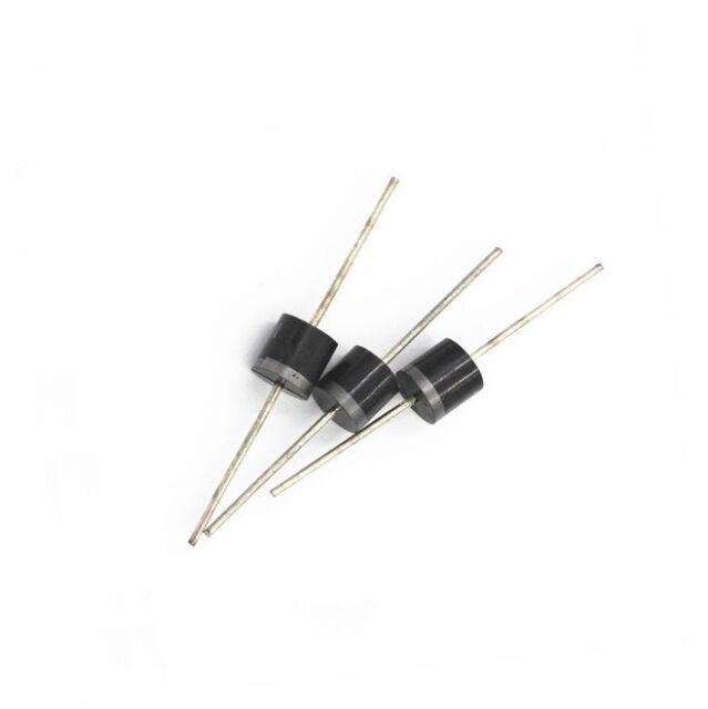 20x 10A10 10Amp 1000V 10A 1KV R-6 MIC Allzweck-Axialgleichrichter-Dioden ZJHN ML