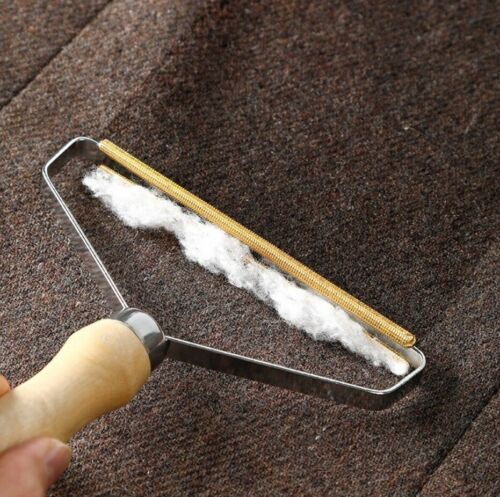 PORTABLE LINT FUZZ REMOVER CLOTHES SHAVER BRUSH TOOL FLUFF REMOVING TOOL ROLLER
