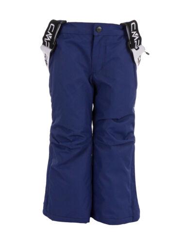 CMP Skihose Snowboardhose KID SALOPETTE dunkelblau wasserabweisend